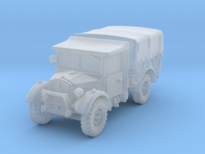 Fordson WOT-2E (closed) 1/285 in Smooth Fine Detail Plastic