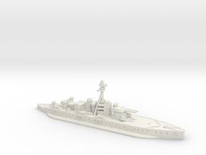 HMS Erebus  WWII 1/1800 in White Natural Versatile Plastic