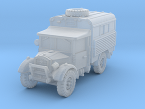 Fordson WOT-2D Radio 1/144 in Smooth Fine Detail Plastic