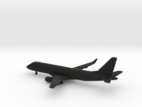 Embraer ERJ-175 in Black Natural Versatile Plastic: 1:400