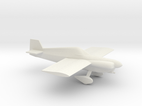 Cassutt Special Racer in White Natural Versatile Plastic