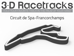 Circuit de Spa-Francorchamps | SPECIAL in Full Color Sandstone