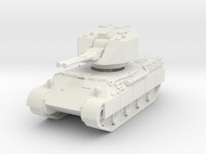 Flakpanzer V Coelian 1/72 in White Natural Versatile Plastic