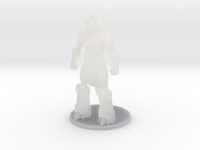 Slizardo homage Komodo 2.25inch Transformers Mini  in Smooth Fine Detail Plastic