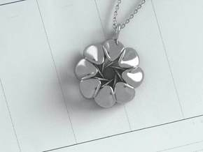 Kern in Polished Silver