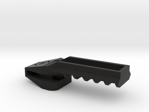 NVG Arm Rail Horseshoe Mount in Black Natural Versatile Plastic