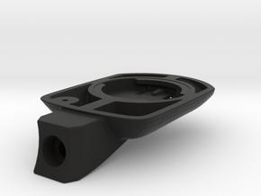 Wahoo Elemnt Bolt Easton ICM Mount in Black Natural Versatile Plastic