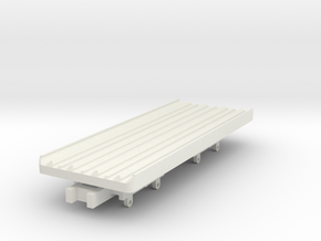 gb-32-guinness-brewery-ng-bogie-wagon in White Natural Versatile Plastic