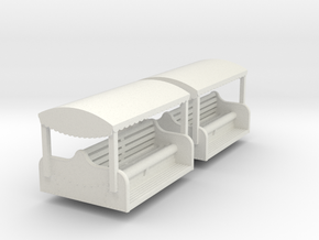 gb-76-guinness-brewery-ng-passenger-wagon in White Natural Versatile Plastic