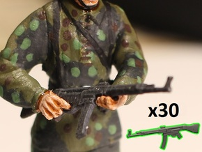1/35 scale StG44 in Smoothest Fine Detail Plastic