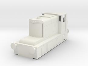 b-43-guinness-hudswell-clarke-diesel-loco in White Natural Versatile Plastic