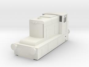 b-32-guinness-hudswell-clarke-diesel-loco in White Natural Versatile Plastic