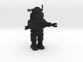 Robby for 3 inch Altair Vehicle in Black Natural Versatile Plastic