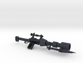 NTW337 Assault Rifle!  in Black PA12