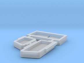 IORE Fenster_v1 TT 1:120 in Smooth Fine Detail Plastic