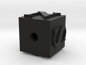 123DDesignDesktop in Black Strong & Flexible