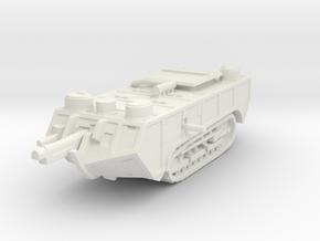 St. Chamond early 1/160 in White Natural Versatile Plastic