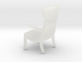 "Cecotti StarTrek-03-1/2"" in Smooth Fine Detail Plastic: 1:48 - O"