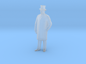 Printle C Homme 1631 - 1/48 - wob in Smooth Fine Detail Plastic