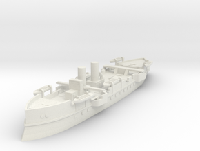 1/700 Aragon Class Cruiser in White Natural Versatile Plastic