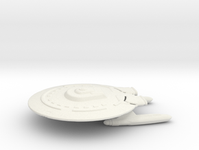 Uss Lorcan in White Natural Versatile Plastic