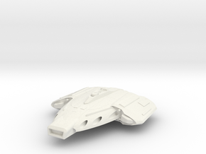 Descent Class B ScoutDestroyer in White Strong & Flexible
