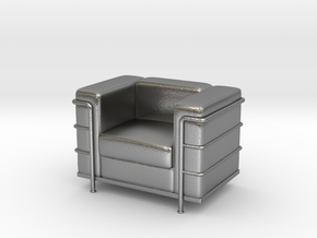 Le-Corbu-Sofa-Mini-03 in Natural Silver