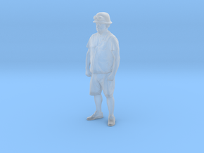 Printle C Homme 1659 - 1/48 - wob in Smooth Fine Detail Plastic