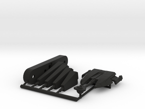 6k Klingon D10 Riskadh in Black Natural Versatile Plastic