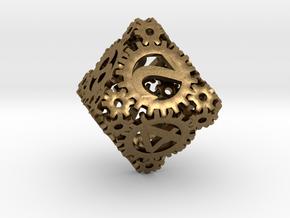 Static Gear (D8) in Natural Bronze