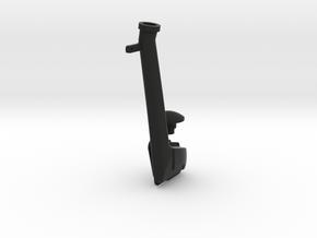 Schnorchel +Lüftungsgitter Unimog verschiedene Mod in Black Natural Versatile Plastic