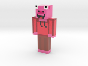 CoolGaming29 | Minecraft toy in Glossy Full Color Sandstone