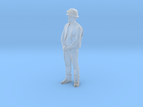 Printle C Homme 1667 - 1/48 - wob in Smooth Fine Detail Plastic