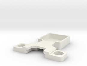 support puce robitronic in White Natural Versatile Plastic