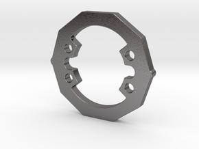 Bey 10 Heavy Weight Disk  in Polished Nickel Steel