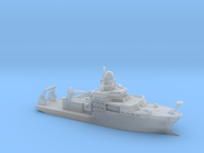 RRS James Cook (1:1200) in Smooth Fine Detail Plastic