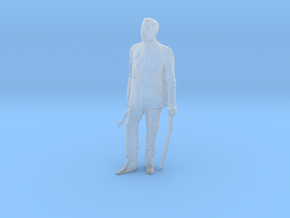 Printle C Homme 1757 - 1/48 - wob in Smooth Fine Detail Plastic