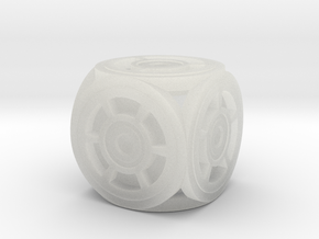 Circle Die in Smooth Fine Detail Plastic