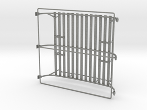 Westfalia ROOF RACK for VW Bus 1/18 SCHUCO in Gray PA12