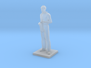 Printle T Homme 076 - 1/87 in Smooth Fine Detail Plastic