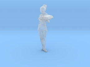 Printle T Femme 1272 - 1/87 - wob in Smooth Fine Detail Plastic