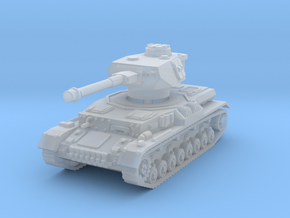 Panzer IV G 1/220 in Smooth Fine Detail Plastic