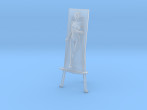 Printle S Femme 1291 - 1/48 - wob in Smooth Fine Detail Plastic