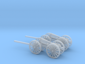 N TWO 24 LB SIEGE GUN TRAVEL in Smooth Fine Detail Plastic