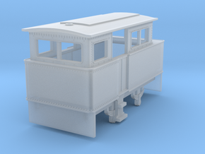 b-148fs-redlake-atkinson-walker-loco in Smooth Fine Detail Plastic