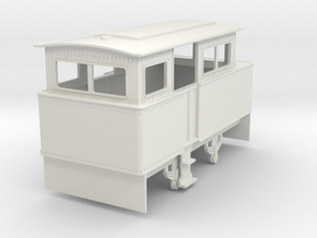 b-43-redlake-atkinson-walker-loco in White Natural Versatile Plastic