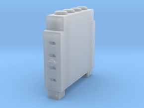 CNG Cab Guard 1-64 Scale in Smooth Fine Detail Plastic