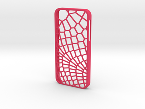 iPhone 5/5s Reptile Case in Pink Processed Versatile Plastic