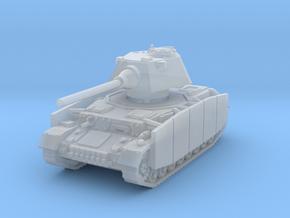 Panzer IV S (Schurzen) 1/144 in Smooth Fine Detail Plastic