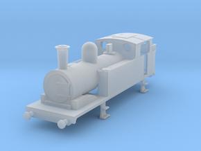 b-148fs-lswr-o2-loco in Smooth Fine Detail Plastic